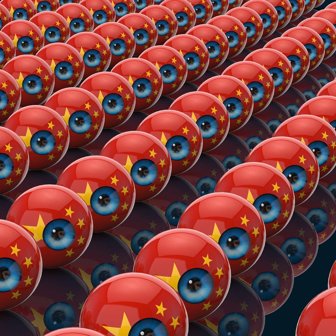 chinese spy program
