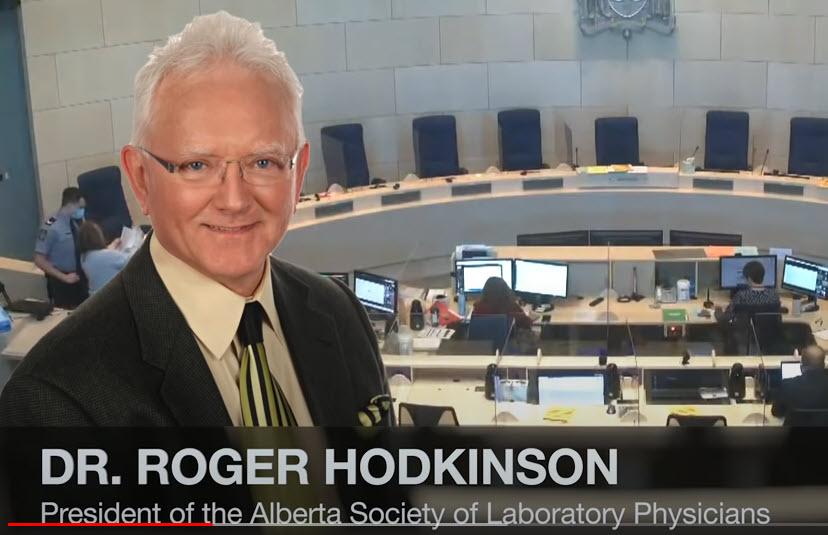 Dr Roger Hodgkinson