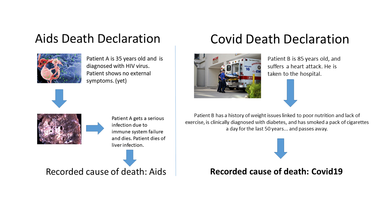 Covid19 Death Attribution