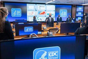 CDC Corruption